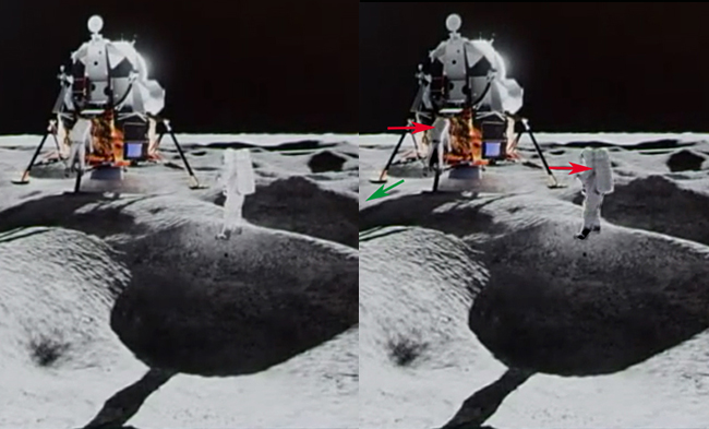 NVIDIA view of Armstrong