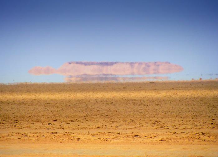 жара пустыни