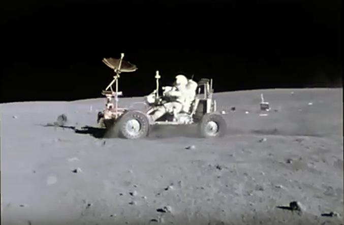 Apollo Rover: модель?