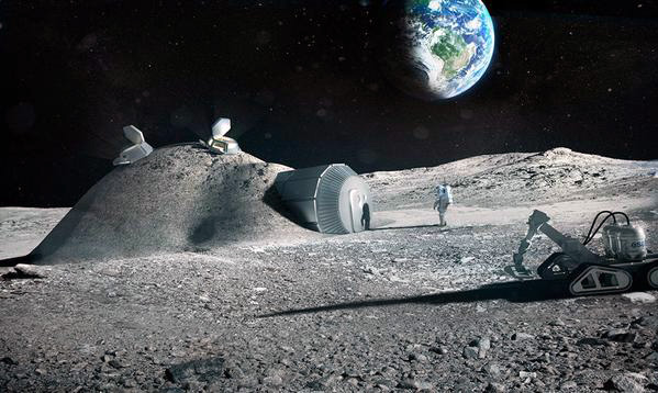 Russia to the Moon 2029