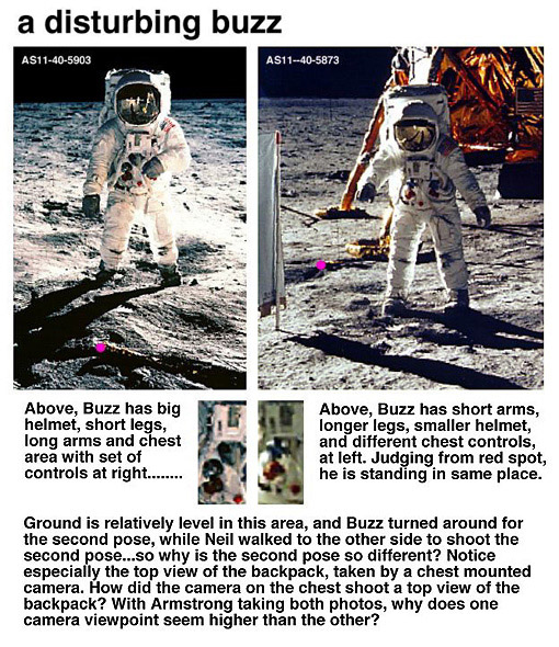 Apollo 11 Moon landing: conspiracy theories debunked