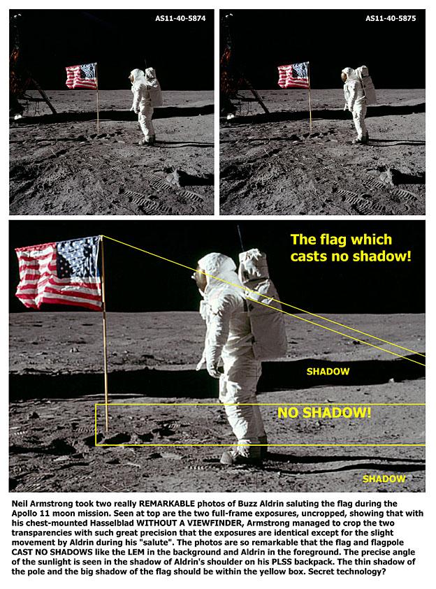 hoax moon landing footprint - photo #41