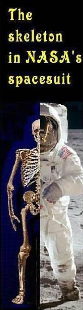 skeleton in nasa